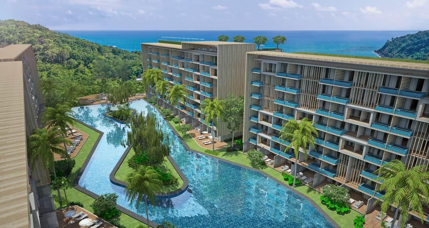 Phuket Holiday Services Paradise Beach Residence Exterior 02