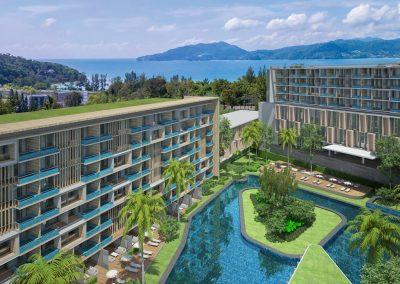 Phuket Holiday Services Paradise Beach Residence Exterior 04