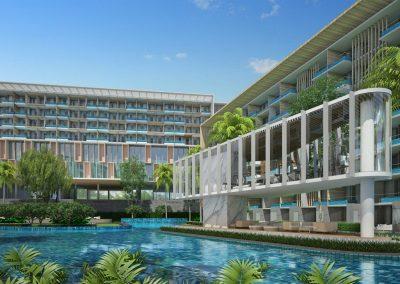 Phuket Holiday Services Paradise Beach Residence Exterior 06