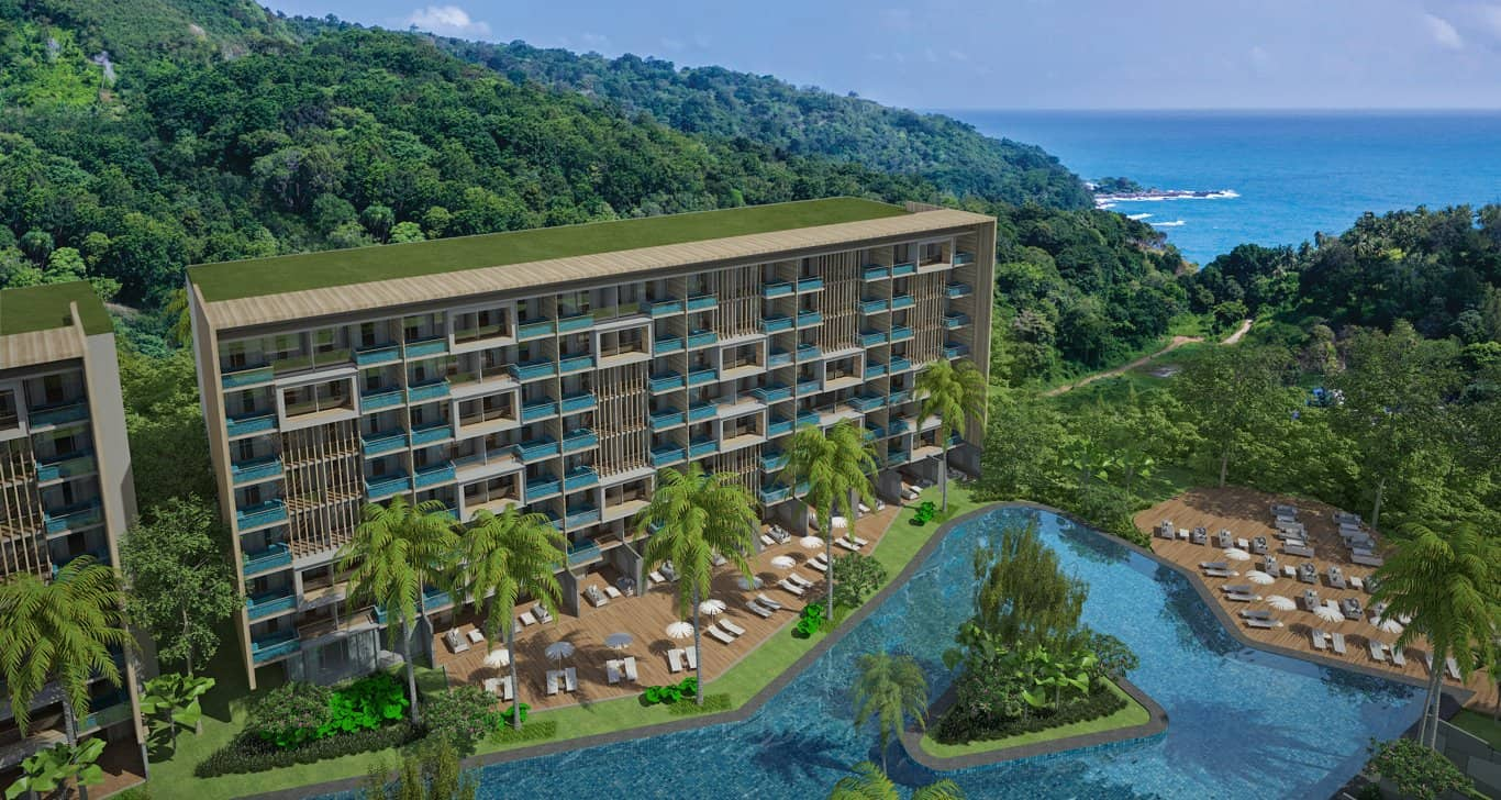 Phuket Holiday Services Paradise Beach Residence Exterior 10