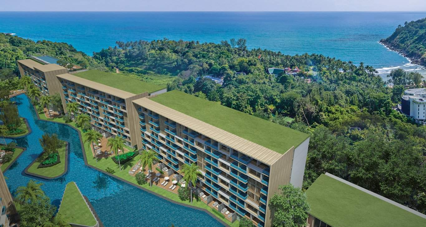 Phuket Holiday Services Paradise Beach Residence Exterior 11