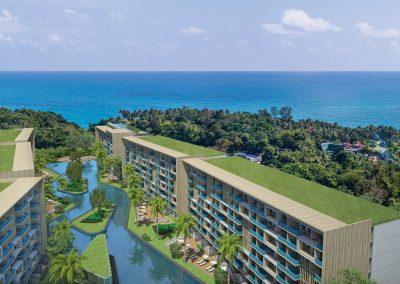 Phuket Holiday Services Paradise Beach Residence Exterior 12