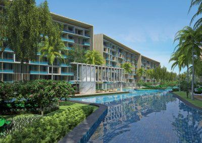 Phuket Holiday Services Paradise Beach Residence Exterior 13