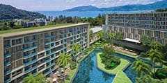 Phuket Holiday Services Paradise Beach Residence Exterior 240px