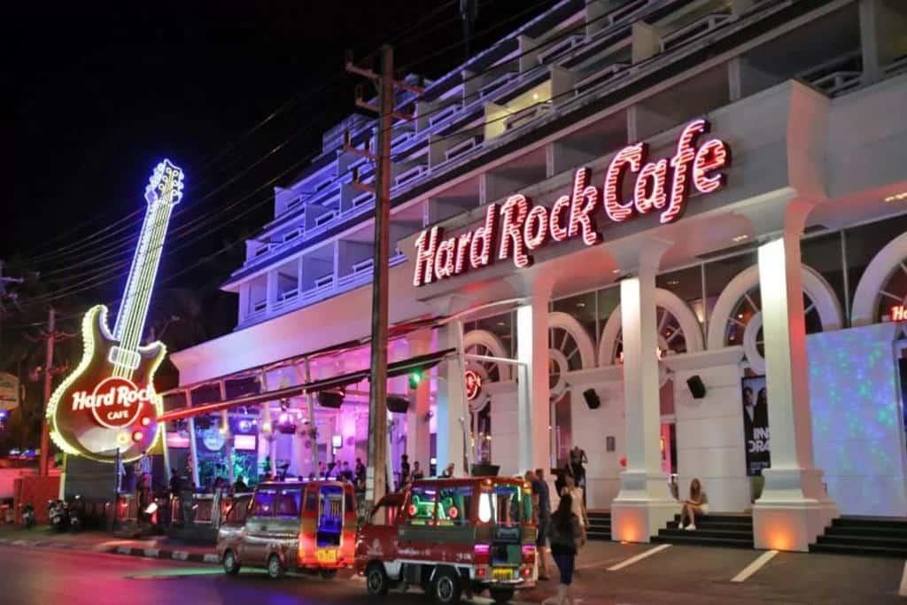 Puket Holiday Services Hard Rock Cafe 01