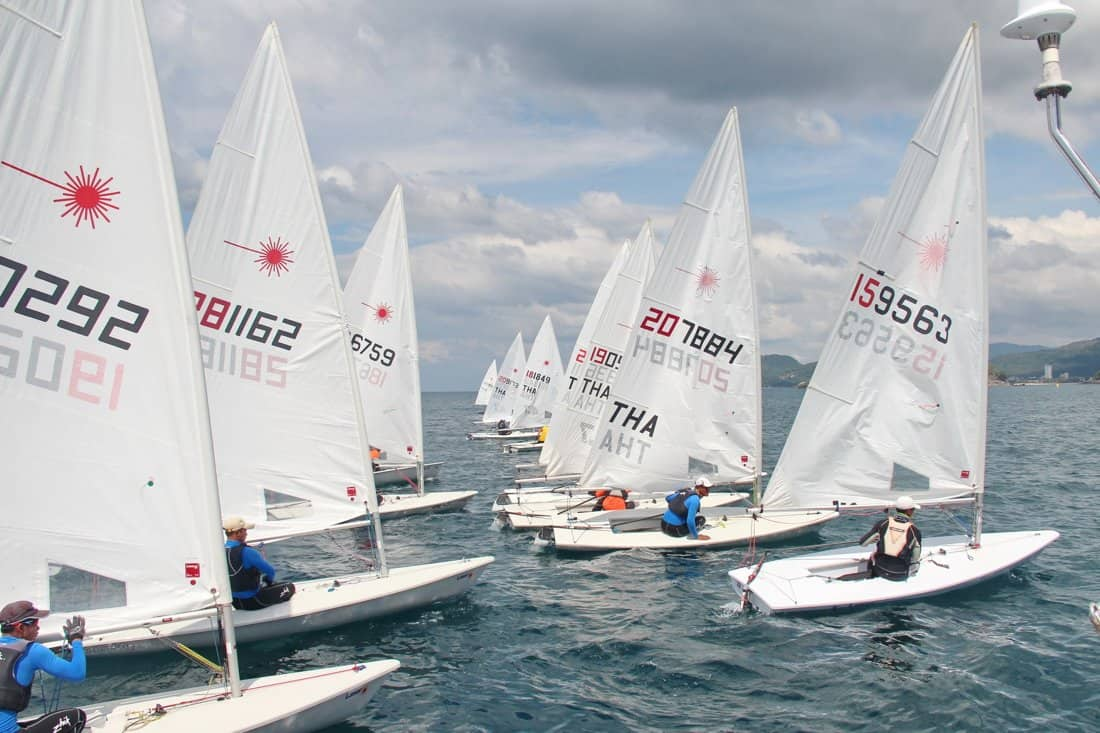 Have you heard of the Phuket King's Cup Regatta?