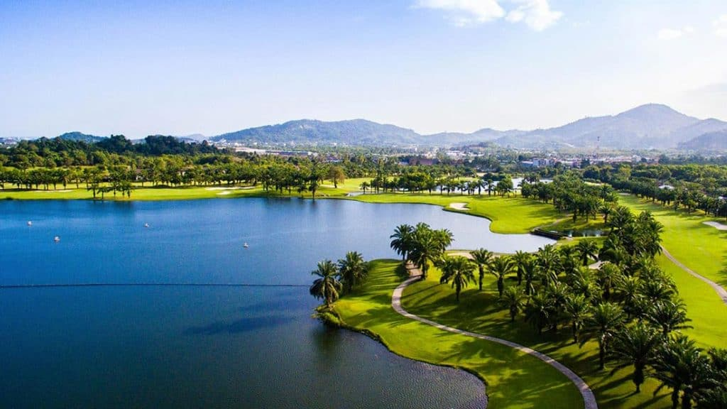 Phuket Holiday Services News Loch Palm Golf Course
