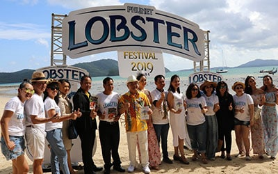 The Phuket Lobster Festival 2019