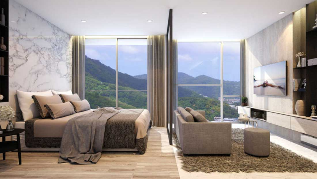 Fulfill a dream with the Patong Bay Hill 2 project