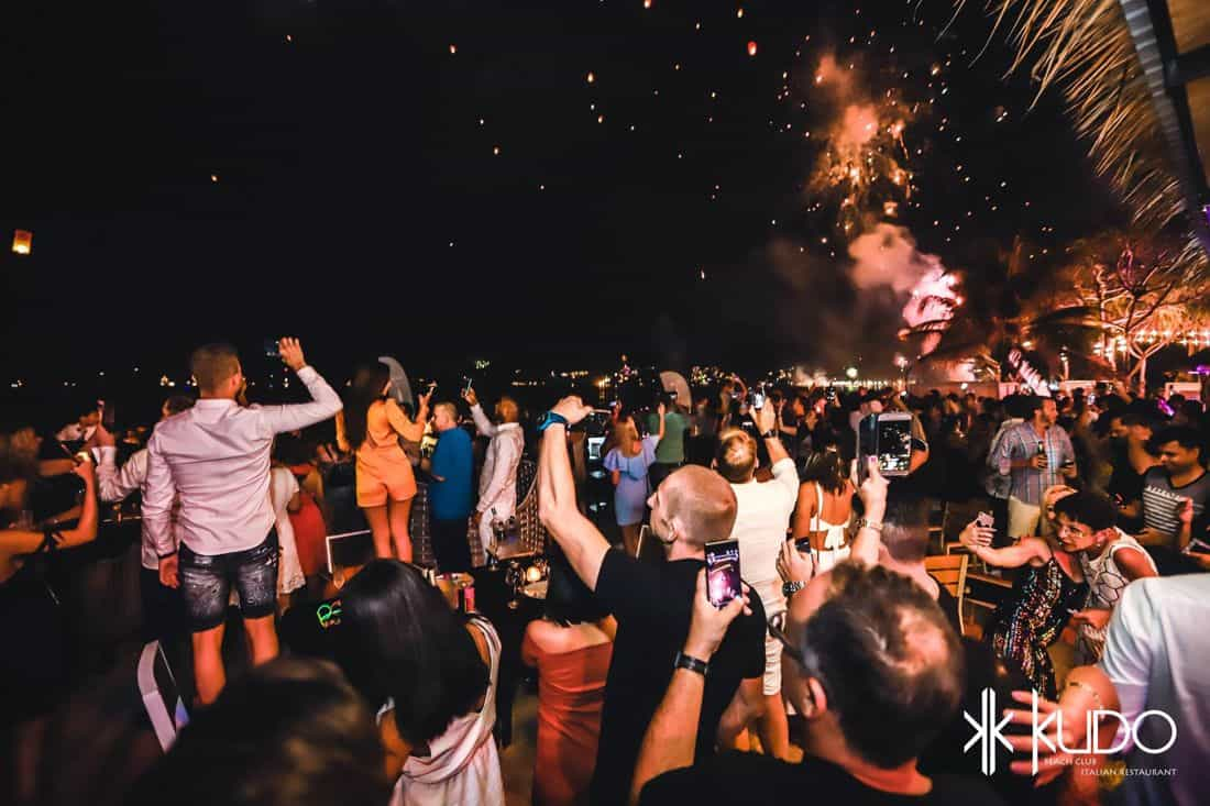 Where to spend New Years Eve Party in Phuket