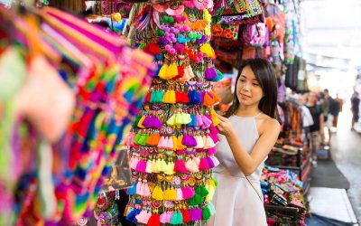 Where to buy local souvenirs or gifts for the upcoming festivities in Phuket