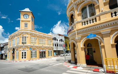 Five must-see attractions in Phuket Town