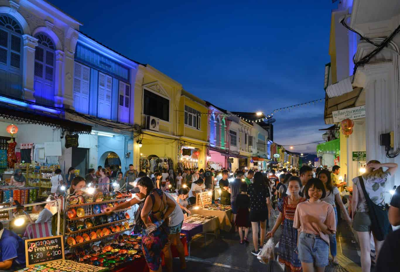 Our guide to Phuket's night markets