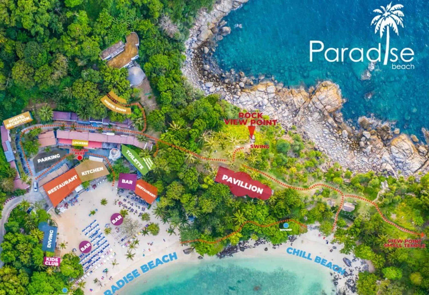 Interesting Facts about Paradise Beach Residence