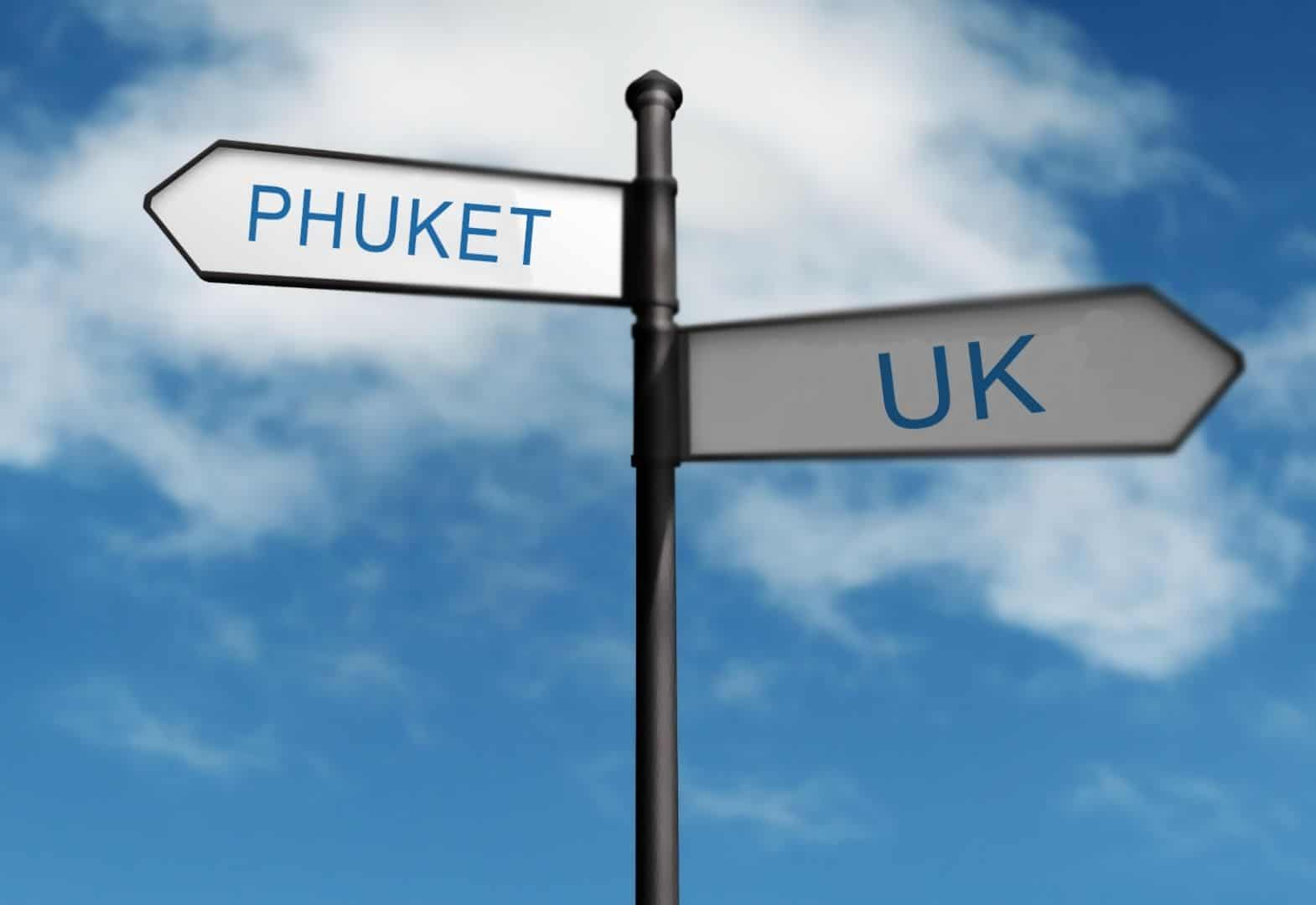 Is the UK best for Hong Kong people who want a brighter future? What about Phuket?
